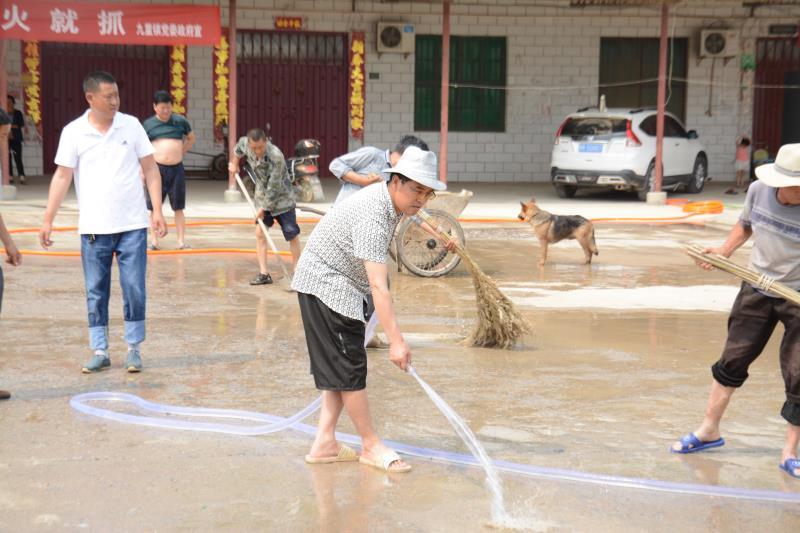张家祥图片8:张河村开展家园清洁活动.jpg